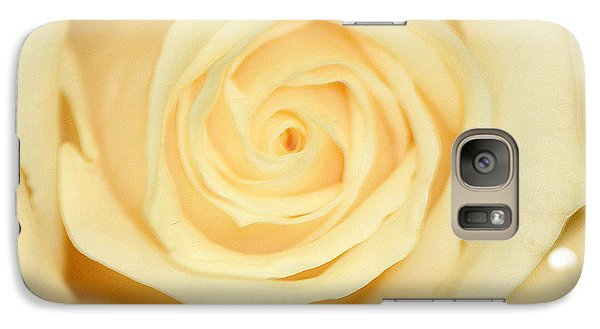 Galaxy Case featuring the photograph Sweet Pearl by The Art Of Marilyn Ridoutt-Greene
