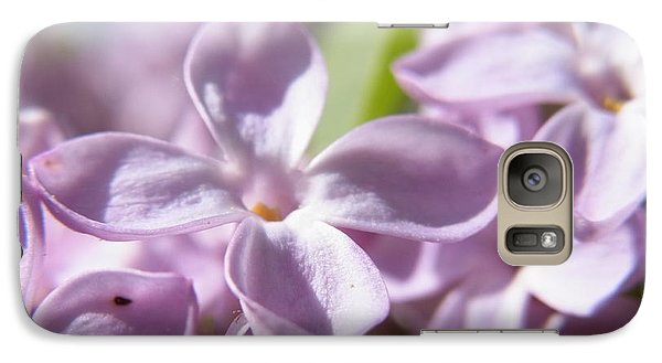 Galaxy Case featuring the photograph Sweet Scent Of Spring by Agnieszka Ledwon