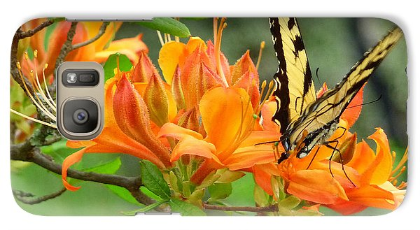 Galaxy Case featuring the photograph Sweet Spot by Jim Whalen