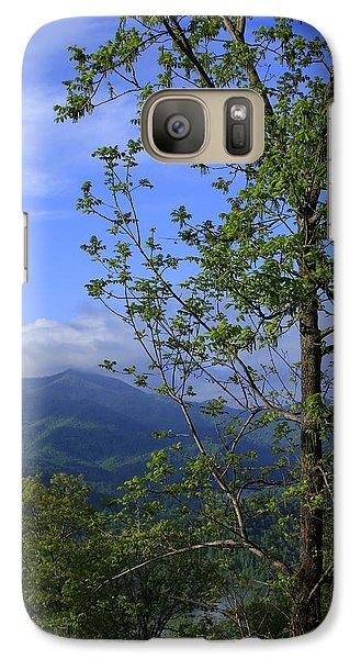 Galaxy Case featuring the photograph Sweet Springtime On The Blue Ridge Parkway Nc by Mountains to the Sea Photo