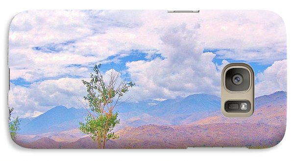 Galaxy Case featuring the photograph Sweet Summertime by Marilyn Diaz