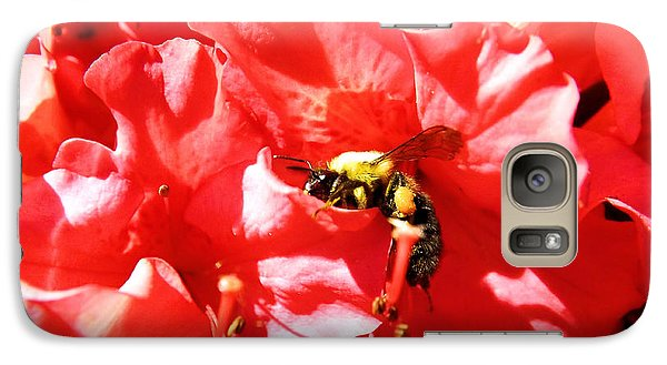 Galaxy Case featuring the photograph Sweet Surrender by Robyn King
