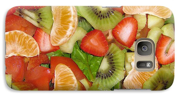 Galaxy Case featuring the photograph Sweet Yummies by Janice Westerberg