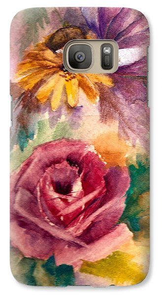 Galaxy Case featuring the painting Sweetness by Ellen Canfield