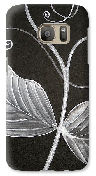 Sweetpea Vine Galaxy S7 Case