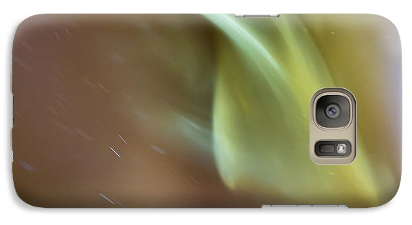 Galaxy Case featuring the photograph Swept by Steven Poulton