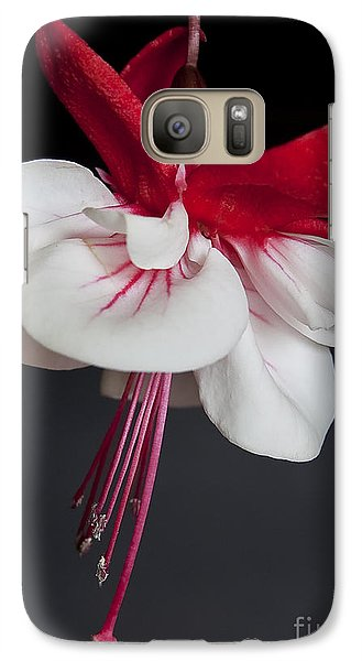 Galaxy Case featuring the photograph Swingtime Fuchsia by Shirley Mangini