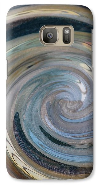 Galaxy Case featuring the photograph Swirl by Diane Alexander