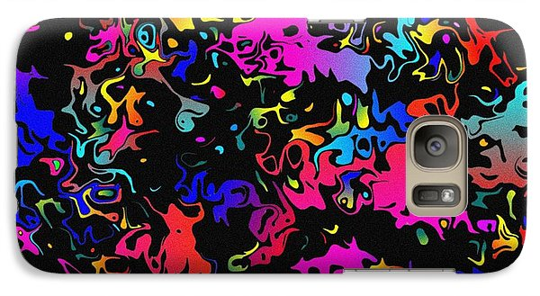 Galaxy Case featuring the photograph Swirl by Mark Blauhoefer