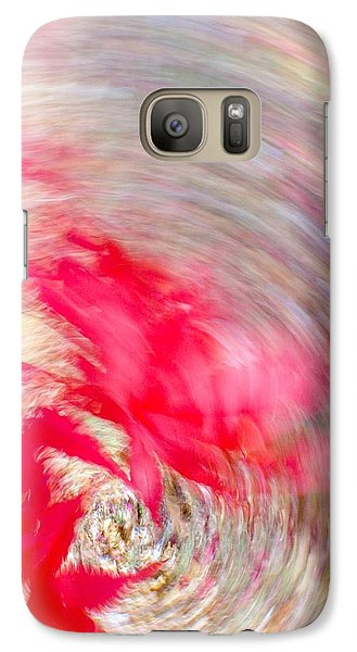 Swirling Japanese Maple Leaves Galaxy S7 Case