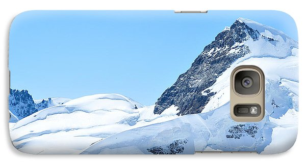 Galaxy Case featuring the photograph Swiss Alps by Joe  Ng