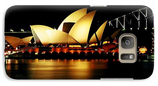Sydney Opera House Galaxy S7 Case
