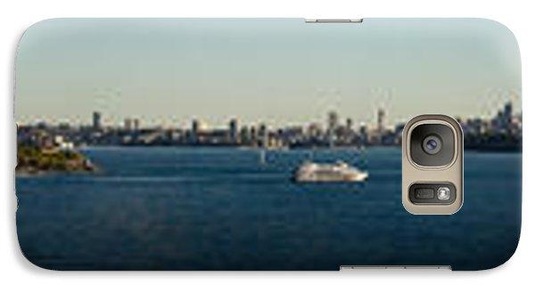 Galaxy S7 Case featuring the photograph Sydney Panorama by Miroslava Jurcik