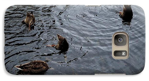 Synchronised Swimming Team Galaxy S7 Case
