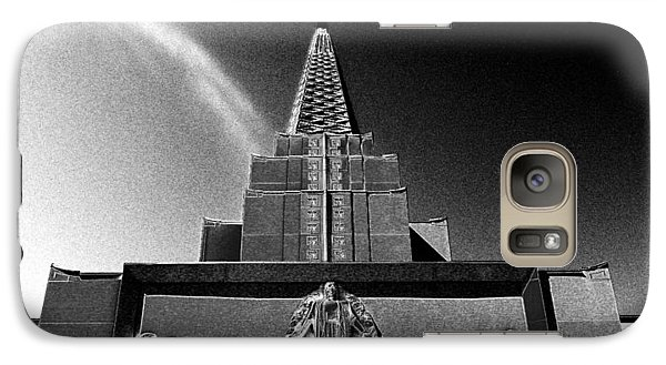 Galaxy Case featuring the photograph Tabernacle Dream 2 by Samuel Sheats