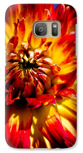 Galaxy Case featuring the photograph Tahiti Sunrise by Joel Loftus