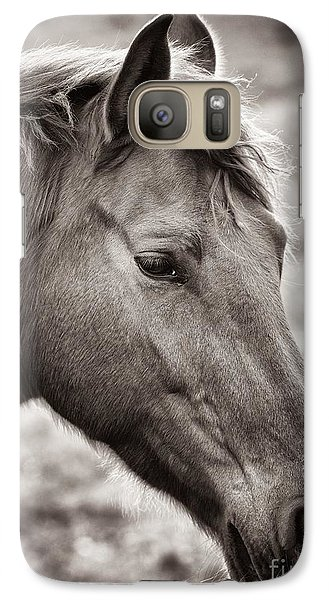 Galaxy Case featuring the photograph Take A Look by Maciej Markiewicz