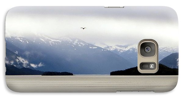 Galaxy Case featuring the photograph Take Flight by Jennifer Wheatley Wolf