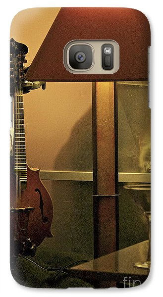 Galaxy Case featuring the photograph Taking A Break by Alice Mainville