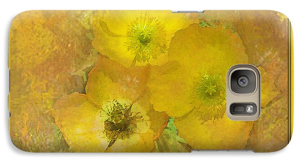 Galaxy Case featuring the photograph Taking A Peek by Barbara R MacPhail