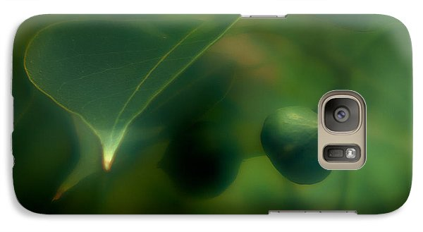 Galaxy Case featuring the photograph Tallow Tree by Travis Burgess