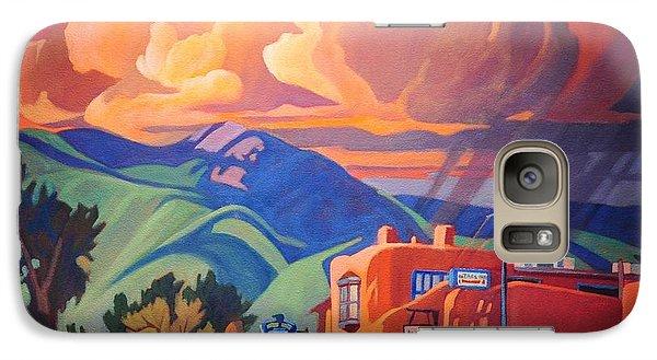 Taos Inn Monsoon Galaxy S7 Case