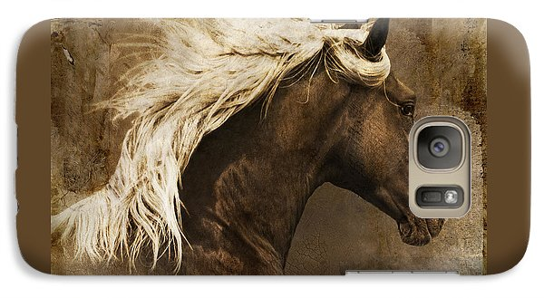 Galaxy Case featuring the photograph Taos by Priscilla Burgers