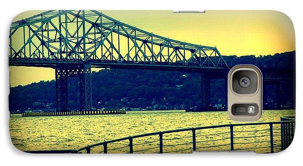 Galaxy Case featuring the photograph Tappan Zee Bridge II by Aurelio Zucco