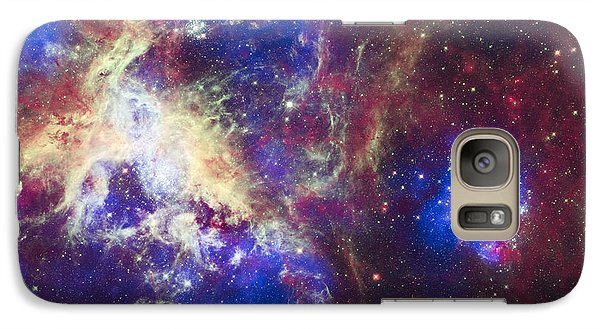 Tarantula Nebula Galaxy S7 Case