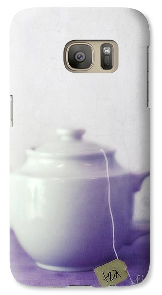Tea Jug Galaxy Case by Priska Wettstein