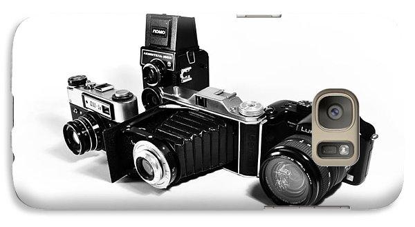 Galaxy Case featuring the photograph Team  by Mariusz Zawadzki