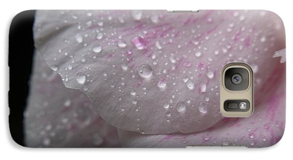 Galaxy Case featuring the photograph Tears Of Joy by Agnieszka Ledwon