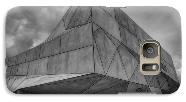 Galaxy Case featuring the photograph Tel Aviv Museum  by Ron Shoshani