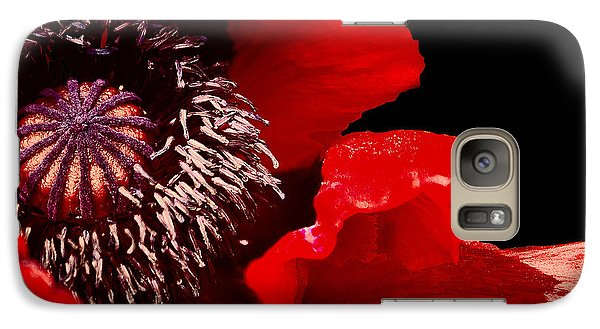 Galaxy Case featuring the photograph Tell Me That I'm Pretty by Catherine Fenner