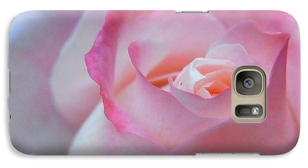 Galaxy Case featuring the photograph Tenderness Of The Heart by Agnieszka Ledwon
