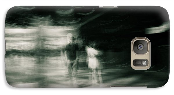Galaxy S7 Case featuring the photograph Tension by Alex Lapidus