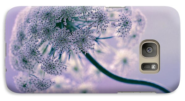 Galaxy Case featuring the photograph Tethered by Annette Hugen