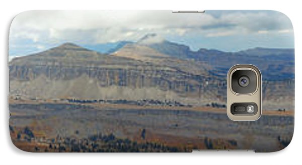 Teton Canyon Shelf Galaxy S7 Case