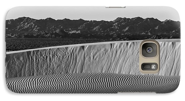 Textures Of Dune Galaxy S7 Case