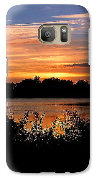 Galaxy Case featuring the photograph Thanksgiving 002 by Chris Mercer