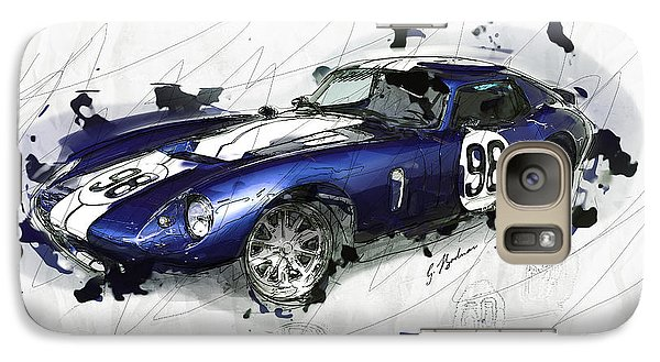 The 1965 Ford Cobra Mustang Galaxy S7 Case by Gary Bodnar
