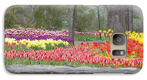 Galaxy Case featuring the photograph The Abundance Of Spring by Robert Camp