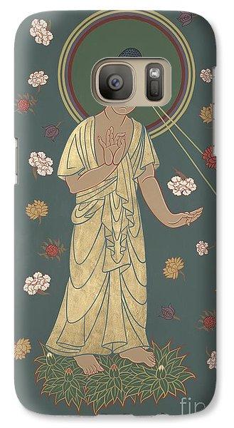 The Amitabha Buddha Descending 247 Galaxy S7 Case