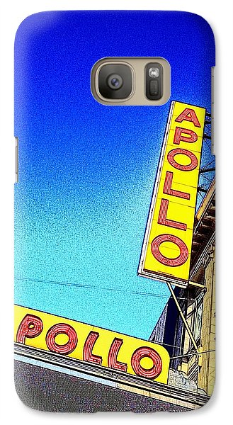 The Apollo Galaxy S7 Case