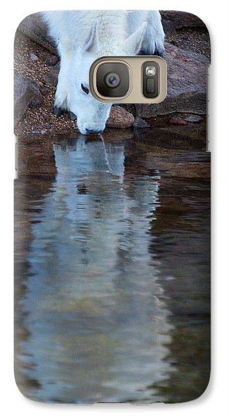 Galaxy Case featuring the photograph The Apparition by Jim Garrison