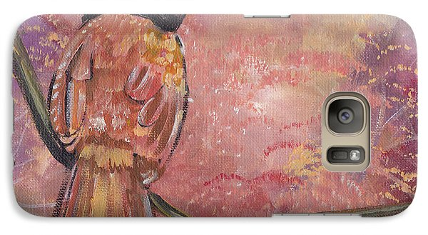 Galaxy Case featuring the painting The Arrival Of Spring by John Keaton