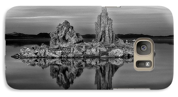 Galaxy Case featuring the photograph The Art Of Nature by Thomas Born