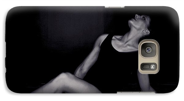Galaxy Case featuring the photograph The Art Of The Female by Kate Purdy