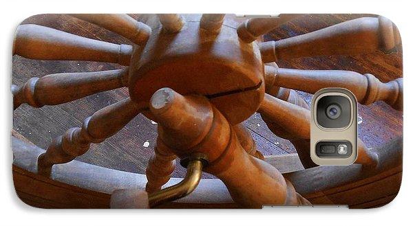 Galaxy Case featuring the photograph The Ashford Wheel by Aliceann Carlton