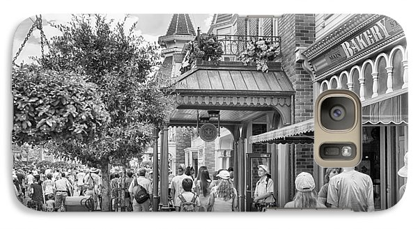 Galaxy Case featuring the photograph The Bakery by Howard Salmon